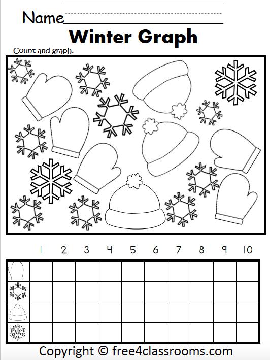 451 Free Winter Graph
