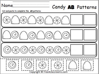 462 Candy Patterns