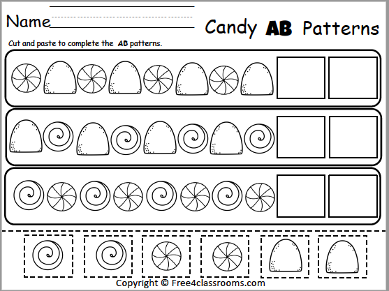 462 Candy Patterns