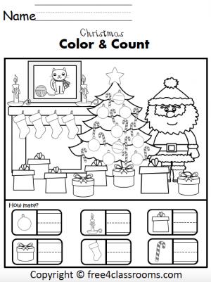 523 Christmas Numbers