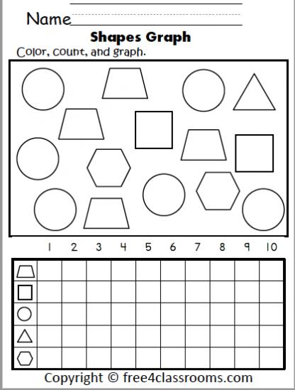 578 Shapes Graph K