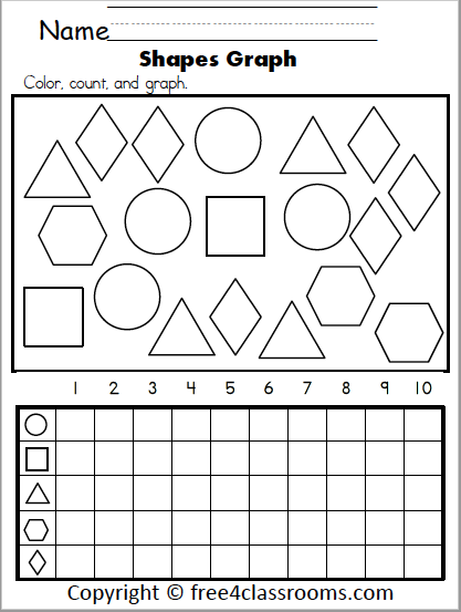 579 Shapes Graph Free