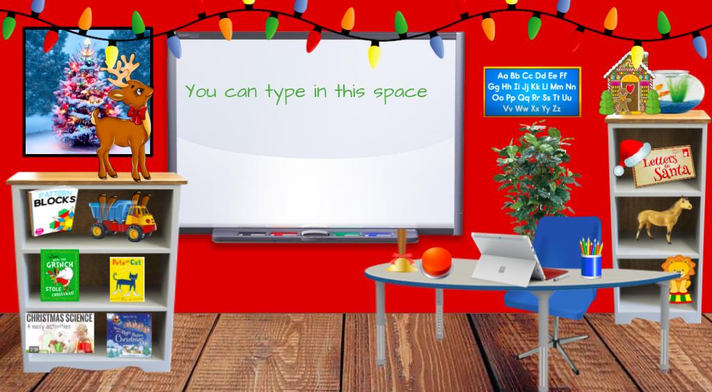 Bitmoji Virtual Background
