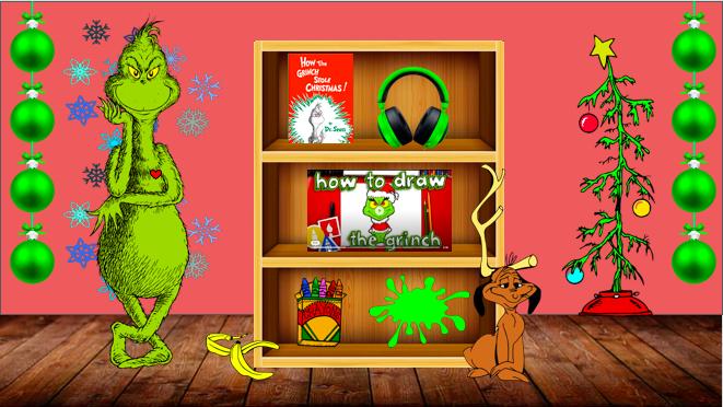 Grinch Virtual Classroom